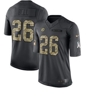 Nike Leveon Bell Pittsburgh Steelers Jersey XL